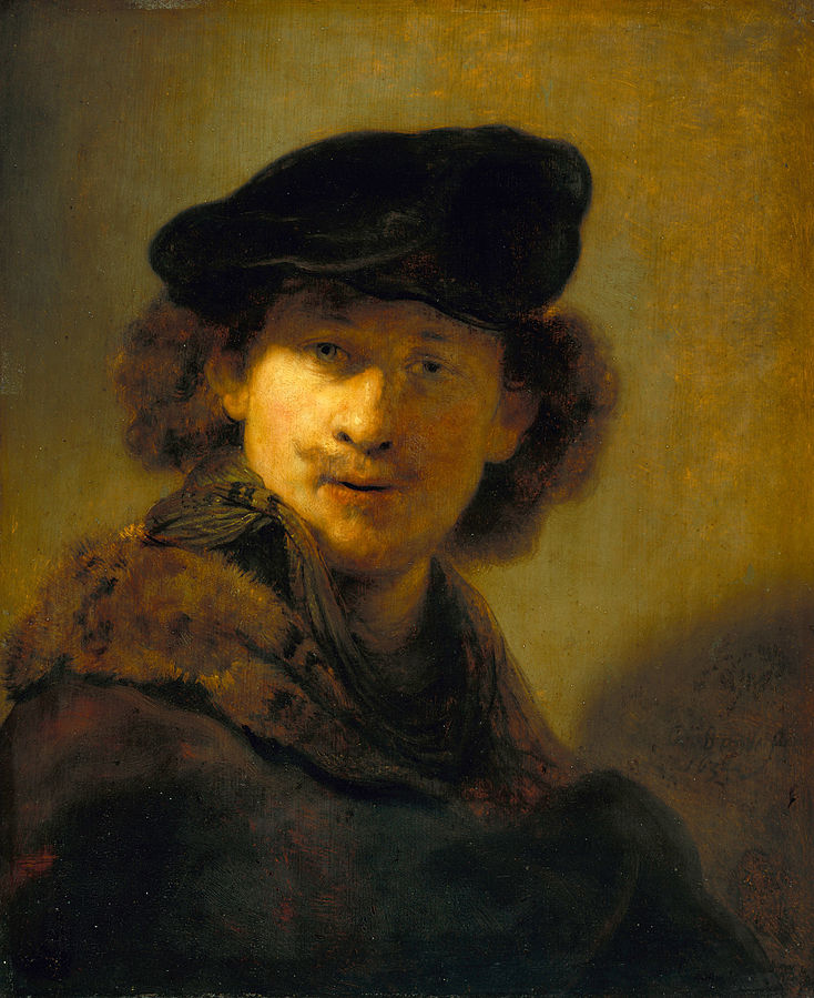 Imagine rejecting a Rembrandt.