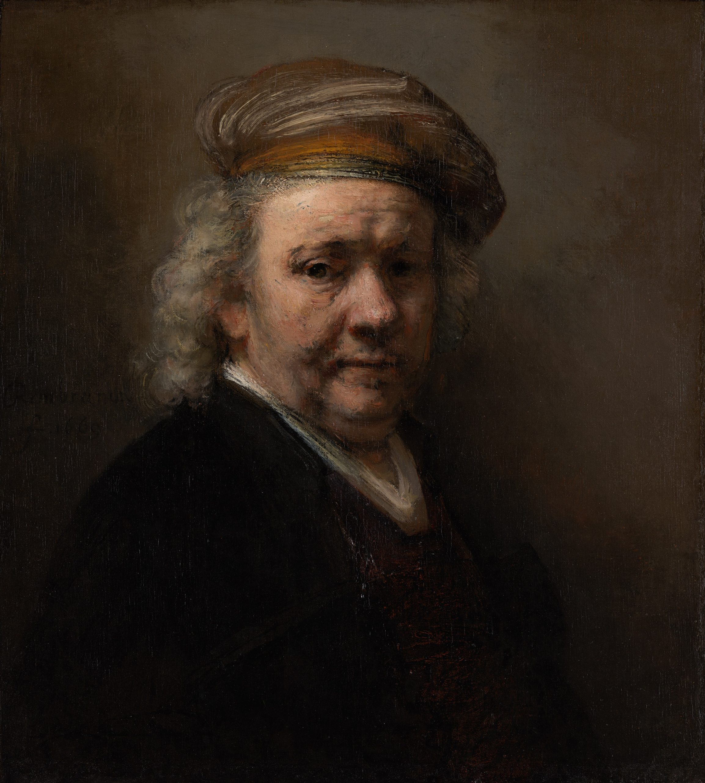 Rembrandt and portraits by invitation